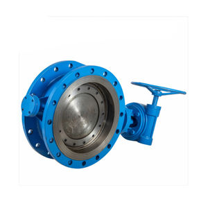 WZLD Flange Cast Steel Material butterfly valve Specializing