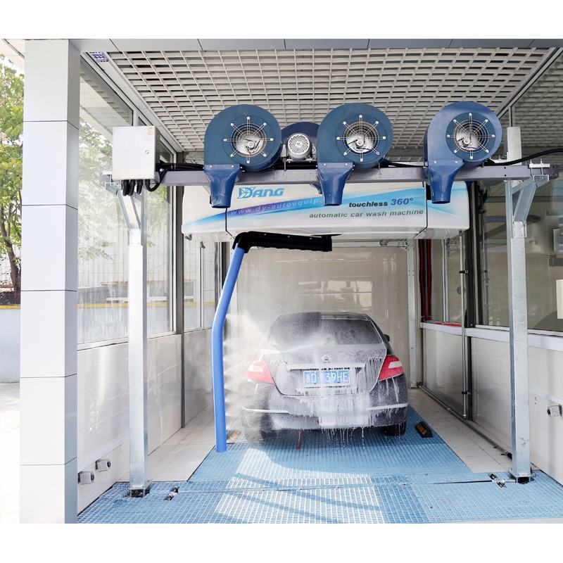 touchless carwash machine automatic car wash for big vehicles