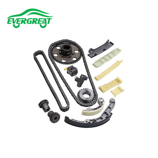 Engine Timing Chain <span class=keywords><strong>Kit</strong></span> für Nissan Navara D22 D40 & Pathfinder 2.5 dCi Diesel