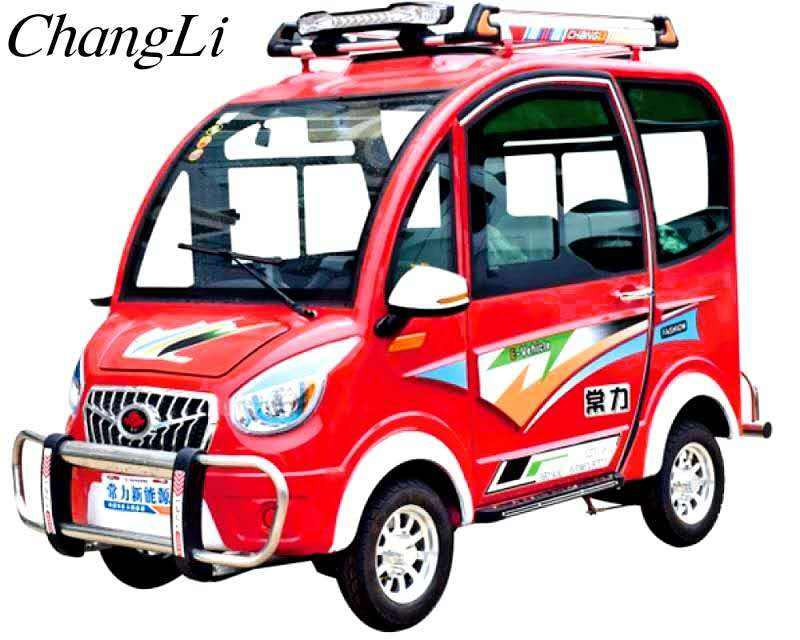 chinese chang li smart chassis sport ev adult 4 seater electric cars