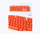Colored Key Caps 8colors Keycaps Mechanical Keyboard Keycaps 108pcs PBT material