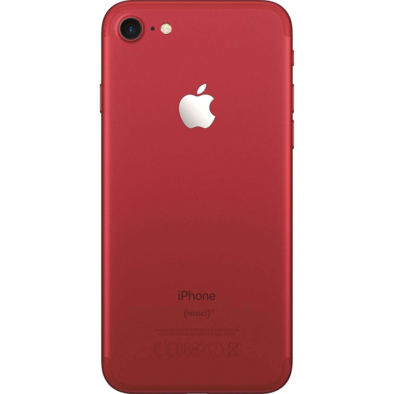 Cheapest Price Ebay Selling Red A Grade 128Gb Recycled Unlocked US Version Good Condition Phone For Apple Iphone 7