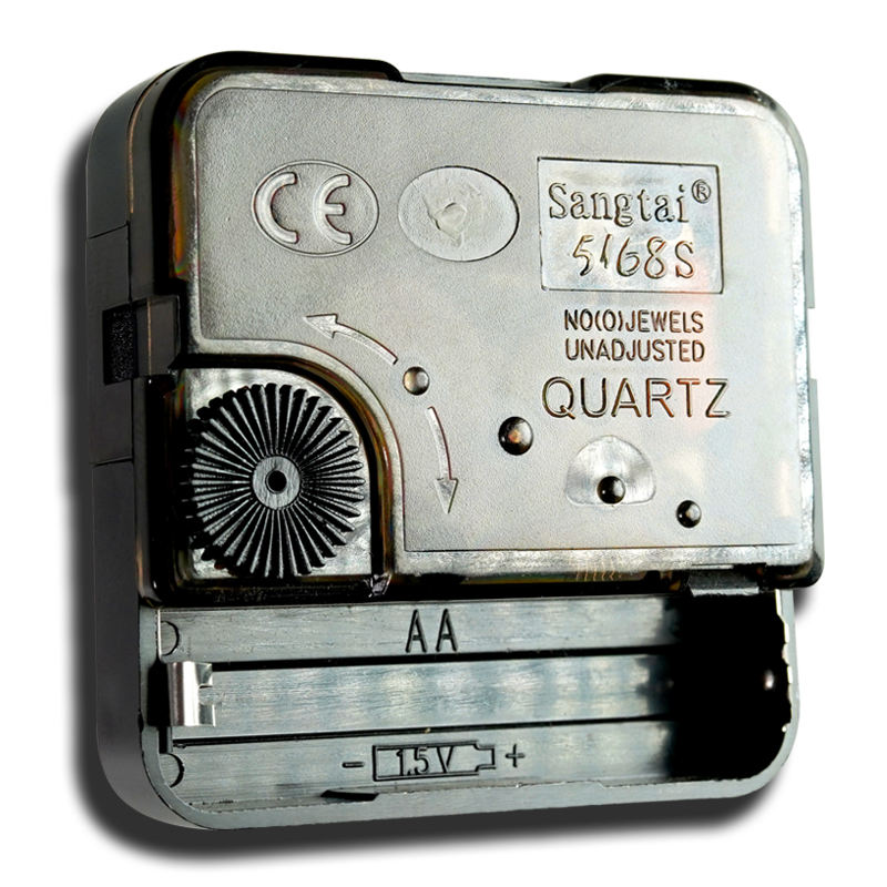 sangtai 5168S clock movement with clock hands in clock parts wholesale