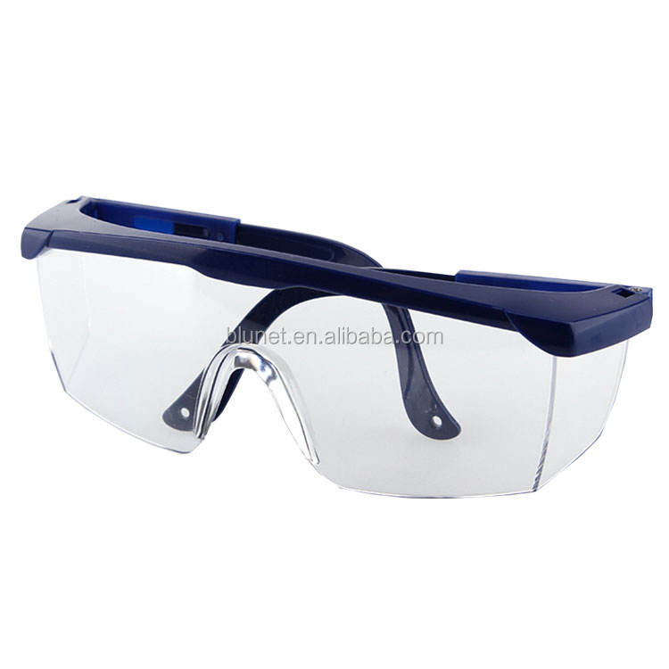 PC shield work welding goggles protective safety glasses