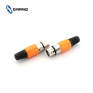 Microphone 3pin XLR connector female Plug Connector