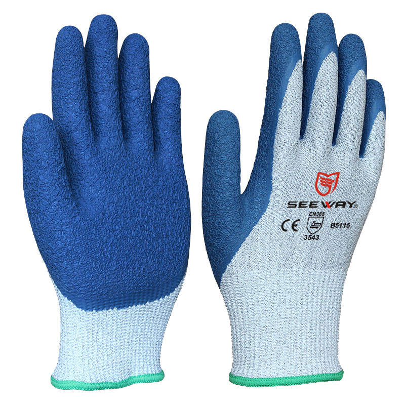 Seeway Industrial Heavy Duty Cut Resistant Gloves