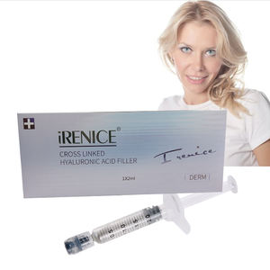 2ml Cross-linked Hyaluronate Acid Injection Dermal Filler for face Plastic Surgery