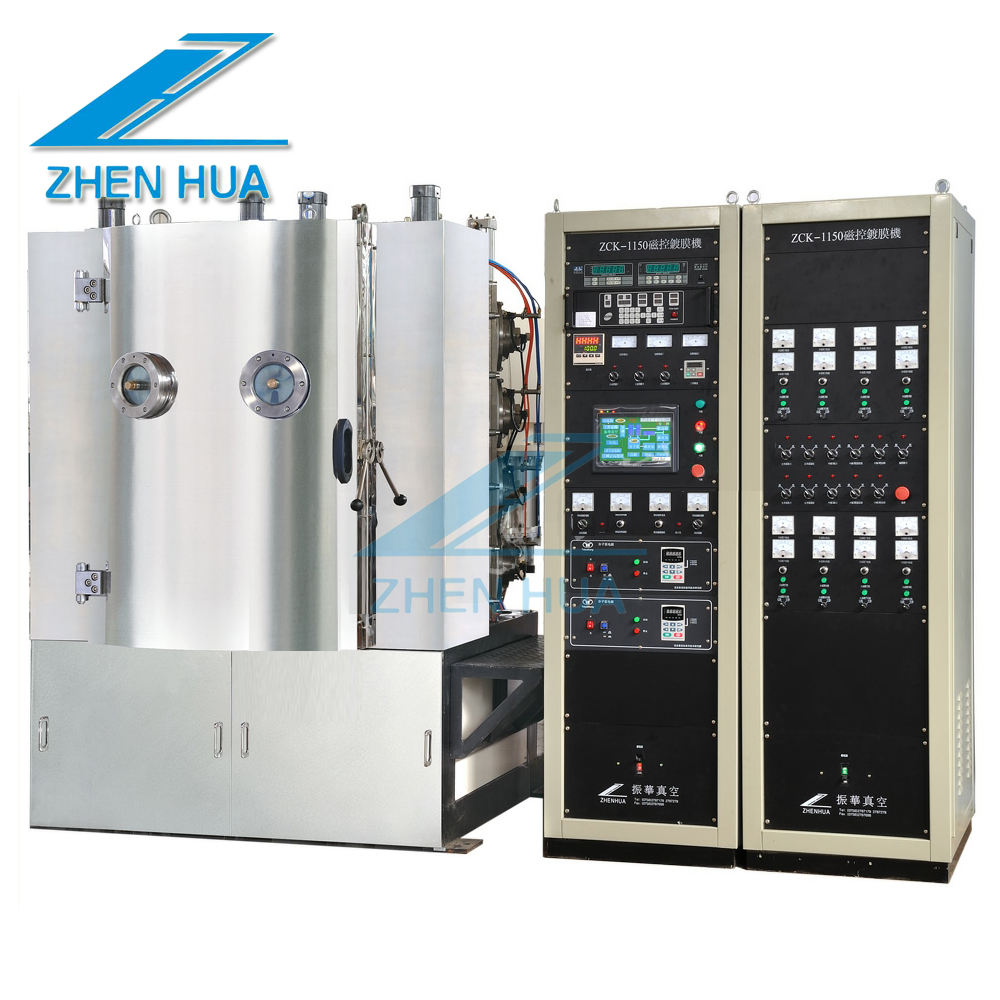 hot dip galvanizing equipment/zinc alloy pvd coating machine metal for zinc alloy/Silver Plating Machine