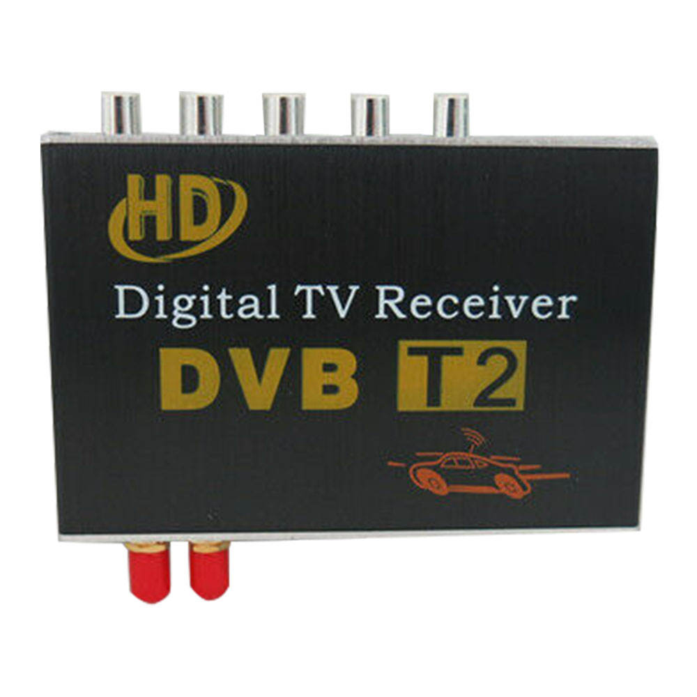 Universale HD TV Digitale Ricevitore BOX <span class=keywords><strong>DVB</strong></span>-T2 Per Android GPS <span class=keywords><strong>Stereo</strong></span> Unità Esterna USB SATA HDD 160G Video Audio sistema di decodifica