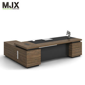 Popular design boss manager luxury executive desk