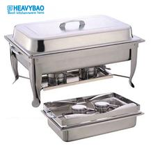 Heavybao Quick Lead Stainless Steel Buffet Ware Chafer Chafing Dish Buffet