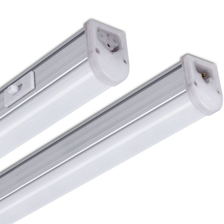 1200mm led t5 tube with on-off switch on bracket color changing t5 led tube light led display light with TUV CE ETL certs