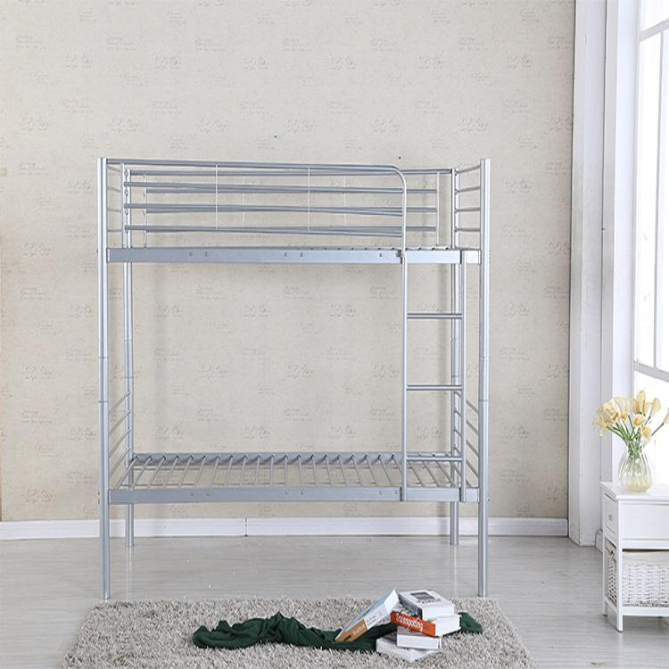 double decker metal bed frame daybed design