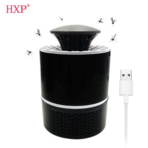 2020 Newest design indoor bug zapper lamp led usb powered led waterproof mosquito killer lamp insect electric fly catcher