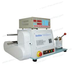 Single spindle CNC precision automatic high torsion aluminium foil winding machine