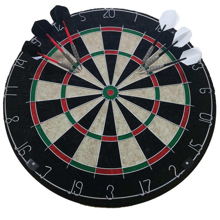 Amazon's best-selling Sisal Bristle Dartboard for wholesale