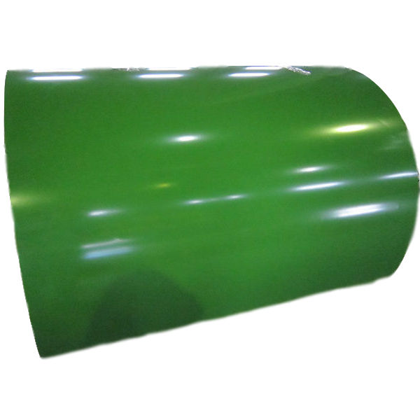 Warna Prepainted Galvanized Steel Coil CD Ppgl