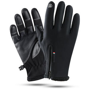 Hot Selling Different Styles Unisex Windproof Full Half Finger Warm Logo Custom Winter Touch Screen Gloves
