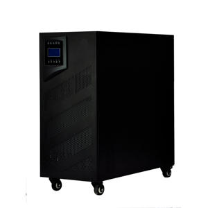 Lage Frequentie Online Ups 6KVA Met DC96V Of DC192V Met 20A Charger