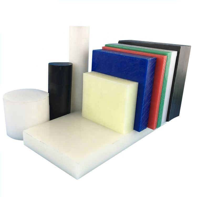 4x8 Polyethylene HDPE Block Colored Plastic Sheets
