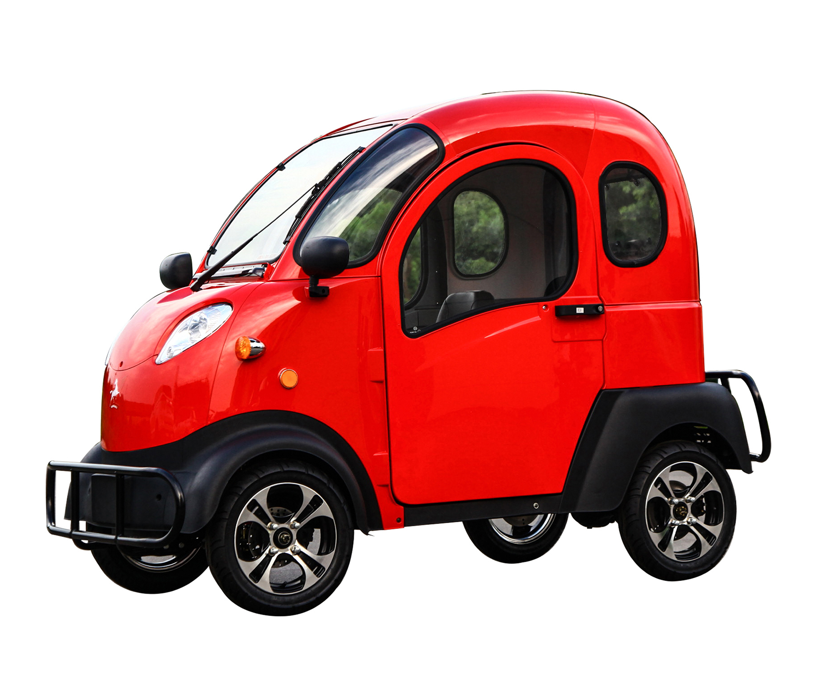 four-wheel small chinese manufacturer plant cheap electric car