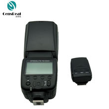 2.4G Wireless Flash Speedlite for Canon Nikon DSLR Camera Flash Speedlite