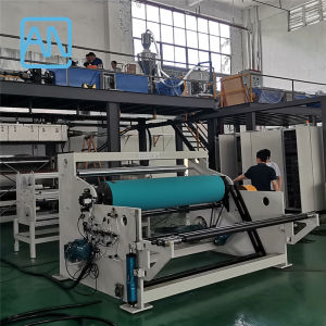 Meltblown Cloth Extruder Nonwoven Fabric Making Machine the extruder for spining