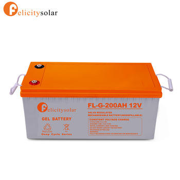 Latest 12v 200ah rocket battery