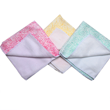 Colorful Microfibre Customized Printed Fiber Kitchen Cleaning Dish Washing Towel