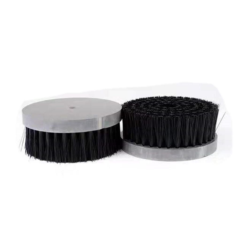 Herramienta de rotaci/ón de pulido Accesorio de pulido de v/ástago de 2,35 mm Tama/ño peque/ño para quitar rebabas en el Cepillo de pulido Buen efecto de pulido Cepillo de rueda de lijado