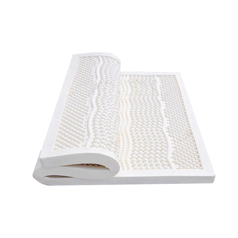 MSDS China factory produces high quality vacuum packed latex mattress in a box