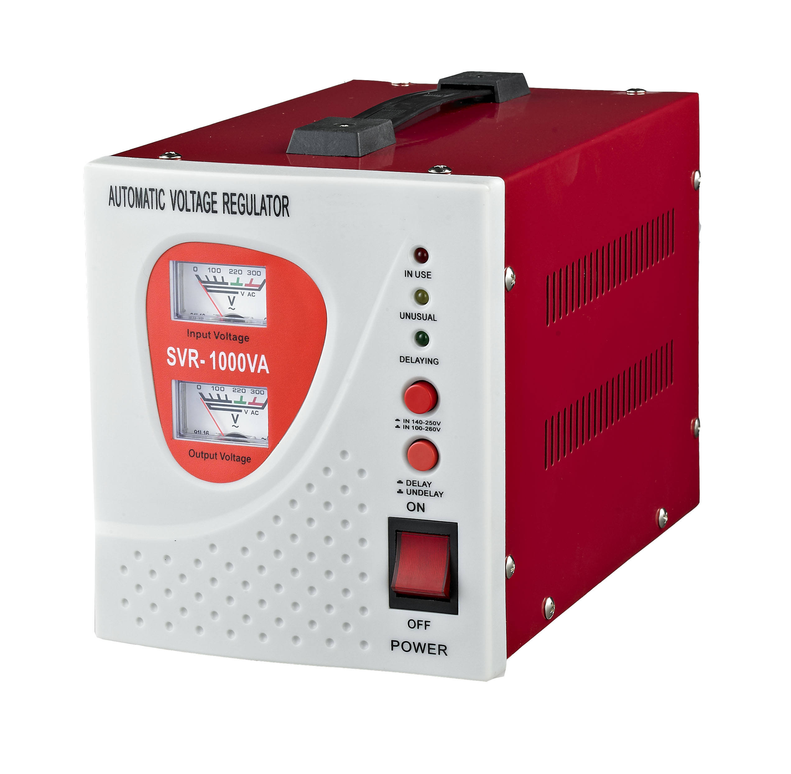 Factory Directly Supply Optional Panel Design ac domestic use Voltage Stabilizer
