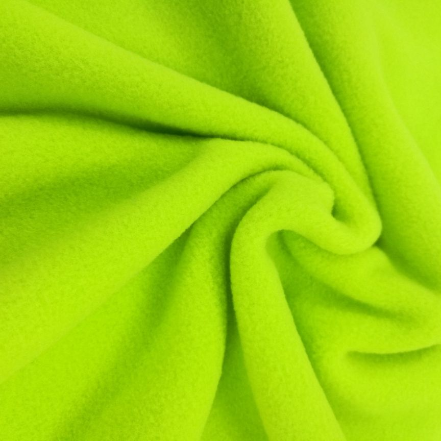 hot sale 150d x 144f fleece fabric polyester micro fleece both side brush one side anti-pilling
