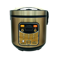 novel 3-5l multi function smart low sugar deluxe sharp electric rice cooker