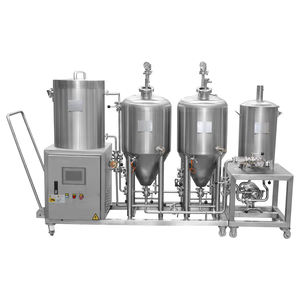 Beer brewery distillation equipment