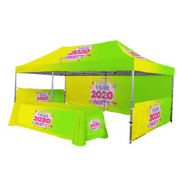 10x20ft 3x6m factory instant marquee event outdoor trade show canopy tent folding pop up tent