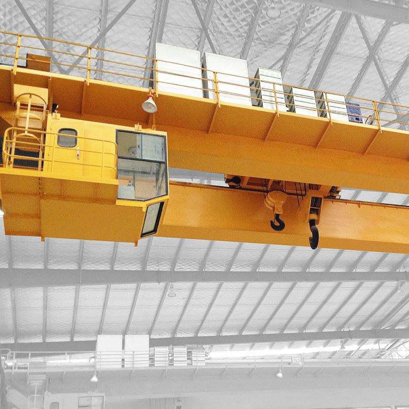 Hot Sell Service 12.5 Ton Hoist Steel Pipe Industry Overhead Crane