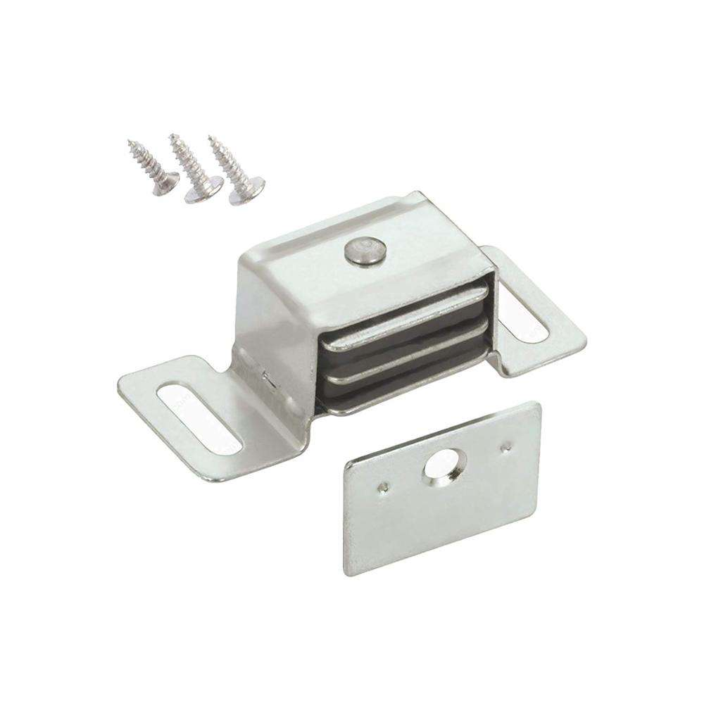 Double Side Strong Magnetic Catch For Cabinets Closet Drawer Doors