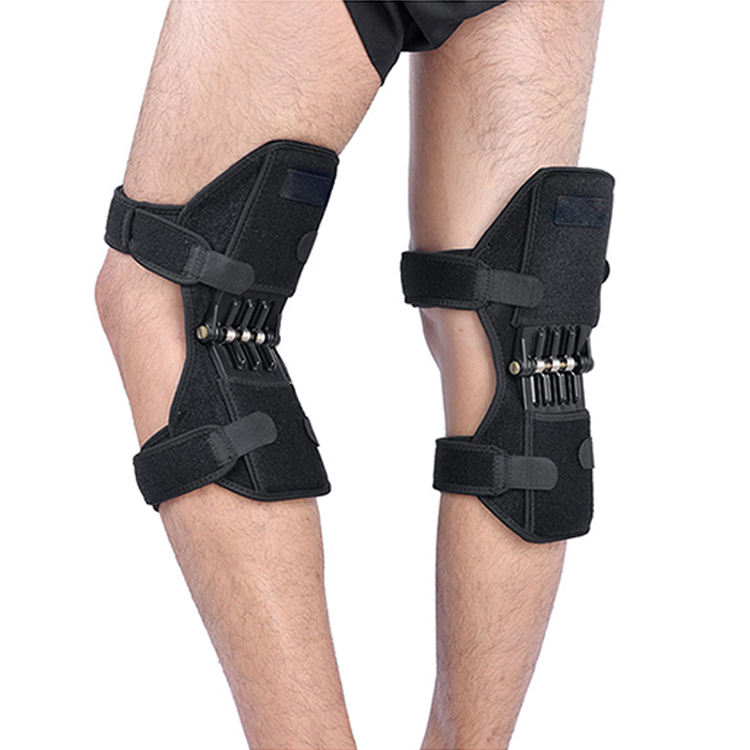 Power Lifts Knee Joint Support Pads Knee Patella Strap Knee Booster