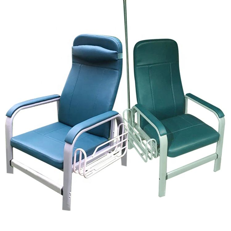 Upnew iv infusion chair hospital dialysis medical blood drawing chair