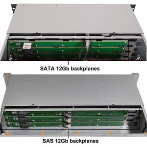 3U Rackmount Server case chassis with 16 bay Hot-Swappable SATA/SAS Drive Bay  MiniSAS /SATA connector