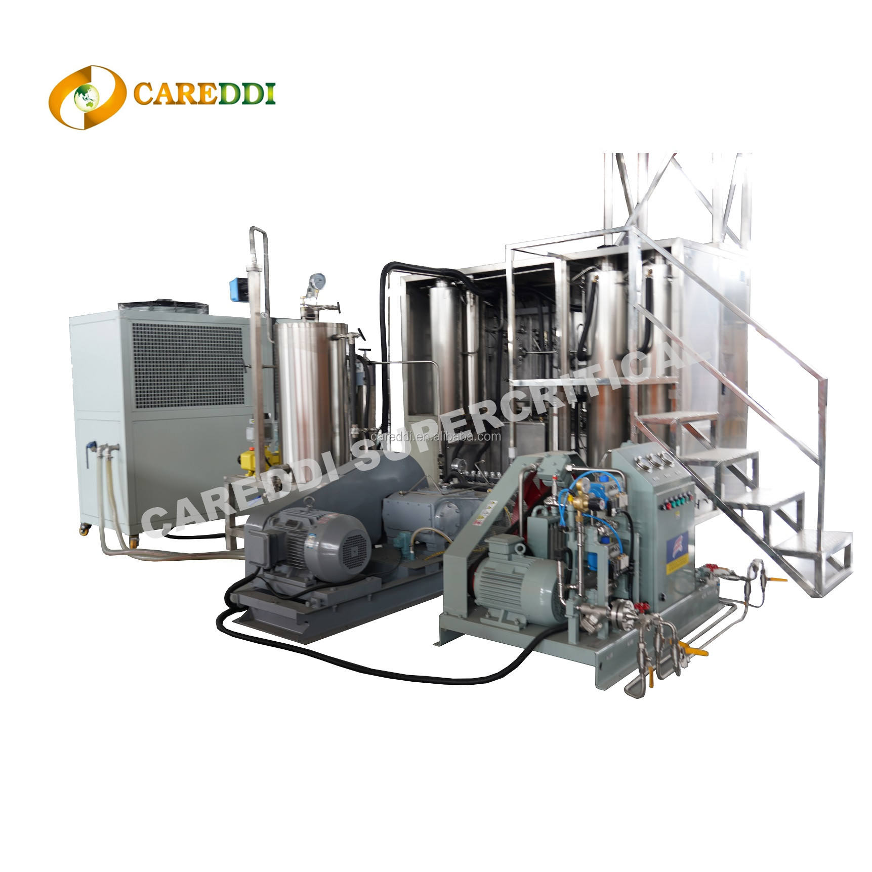 Good quality herbal extraction equipment