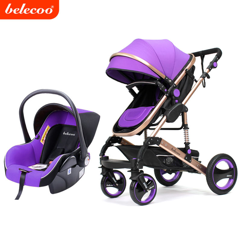 Belecoo high quality see baby stroller umbrella/ stroller 535 Q3 3 in 1/umbrella stroller/EN1888