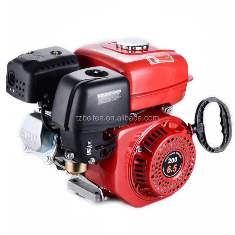 Good quality GX200 6.5hp New JD type pakistan gasoline engine price for water pump