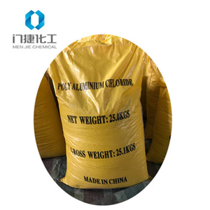 High Efficiency Public Water Chemicals Poly Aluminium Chloride Pac 28