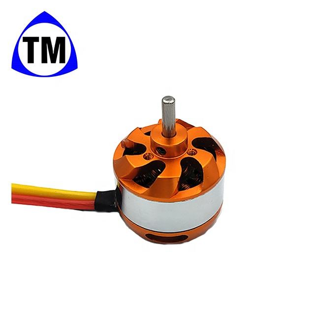 Good Design Cheap Price Remote Control Parts D2822 2822 Brushless Outrunner Motor 1800KV