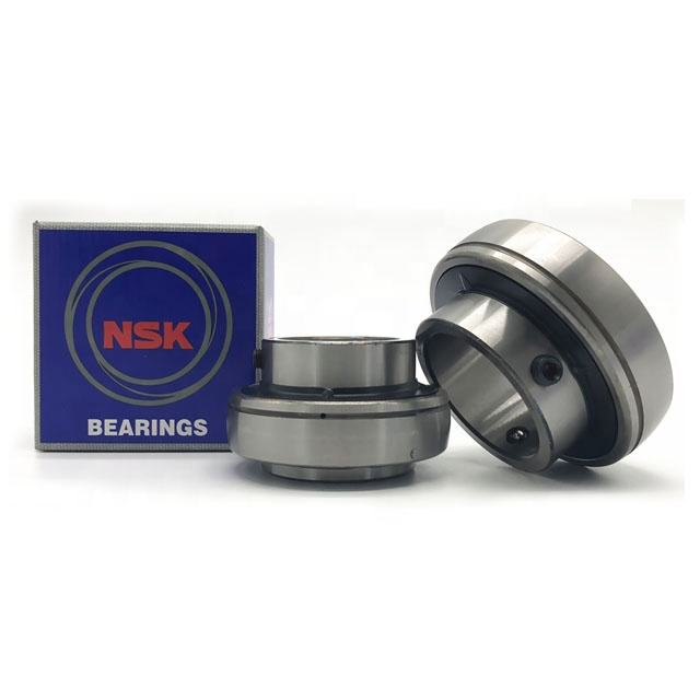 High Speed Plastic Bearings Manufacturers UC312 NSK UC 206 Harga Insert Pillow Block Bearing Sizes
