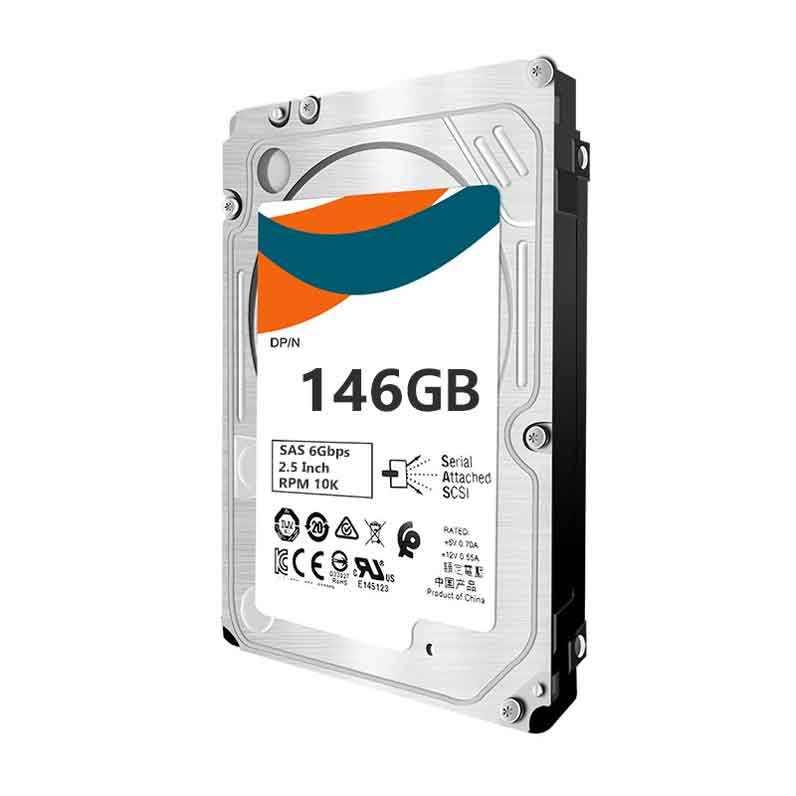 HP 146GB 10K SAS 2.5 HOT-Plug Hard Drive HP 437862-001