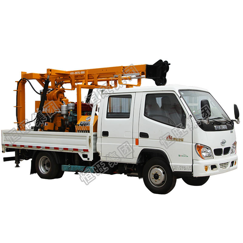 Truck Mounted Borehole Water Well Drilling Rig machine,Model XY-3C