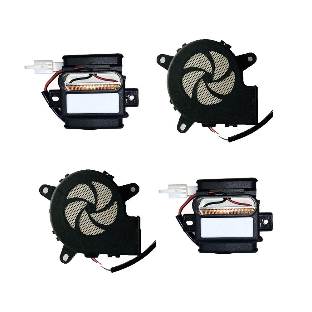 Natural Electr Air Heater Fan High Efficiency Compact Semiconductor Fan Heater Universal Fitment For All Car Model